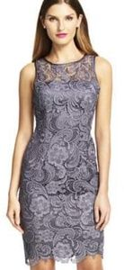 Grey special occasion dress